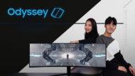 Samsung Odyssey G9 and G7 Gaming Monitors